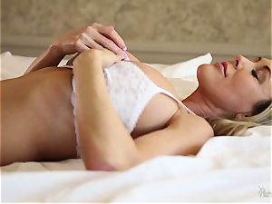 Brandi love sensual humping with a stranger