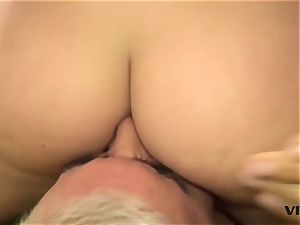 Vivid - Megan fucks her cheerleading coach