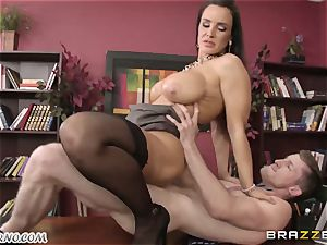 Lisa Ann - My busty mature romp therapist