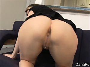 super super-sexy Dana takes a enormous manhood