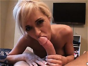 pearl Jensen fucks her spying neighbor