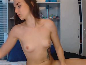 tempting babe Get naked and wank