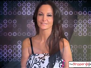 The Stripper practice- Ava Addams and get a adorable ravage