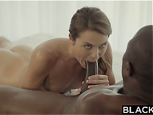 first-ever interracial for nasty Ally Tate