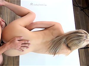 Bailey Brooks nailing to get in the porno idustry