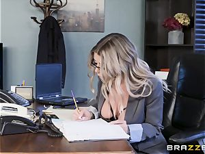Karma Rx takes cunny screwed in the office