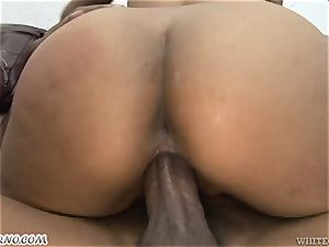 bi-racial porn. warm ebony and passionate brazilian stunner Miya Stone